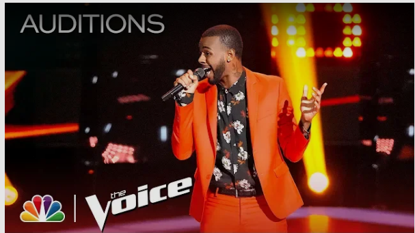 Tyshawn Colquitt initiates 'The Voice' battle between Jennifer Hudson and Blake Shelton with 'Like I Can' performance [WATCH]